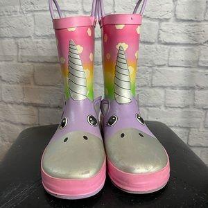 Unicorn Rainboots